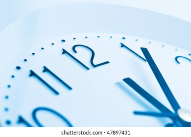 Just before deadline - time, stress or rush business concept.