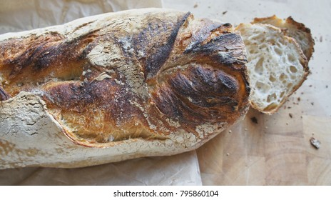 Just a loaf of bread