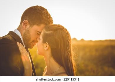 Interracial dating är trendigt