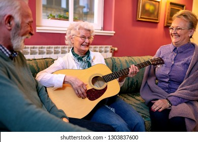 Just one good tune on the guitar is all it takes to remember the good times