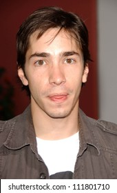 """Justin Long at the World Premiere of """"I Now Pronounce You Chuck and Larry"""". Gibson Amphitheatre, Studio City, CA. 07-12-07"""