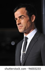 """Justin Theroux at the world premiere of his new movie """"Wanderlust"""" at the Mann Village Theatre, Westwood.  February 16, 2012  Los Angeles, CA Picture: Paul Smith / Featureflash"""