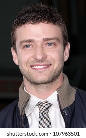 "Justin Timberlake  at the Los Angeles Premiere of ""The Love Guru"". Grauman's Chinese Theatre, Hollywood, CA. 06-11-08"