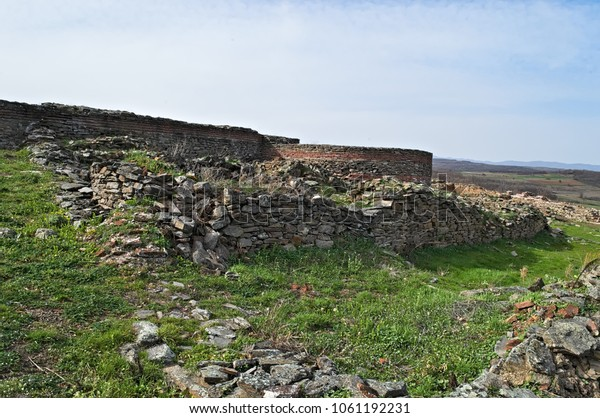 Justiniana Prima Archaeological Site Serbia Stock Photo Edit Now