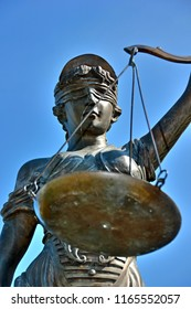 Justitia is the goddess of justice. Justitia is a personification of justice.