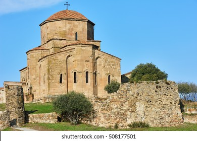 Jvari Monastery in Georgia