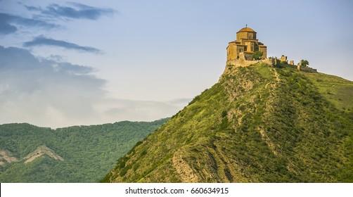 Jvari Monastery / Georgia