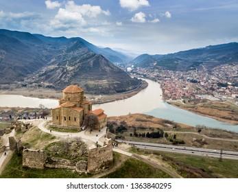 Jvari Monastery of Mtskheta