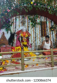 Jyanti Mata Temple At Forest
