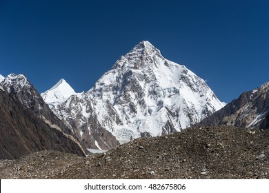 K2 mountain landscape, K2trek, Pakistan