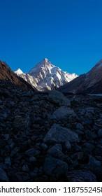 K2 k2 mountain the second highest mountain in the world. Karakorum Range Pakistan