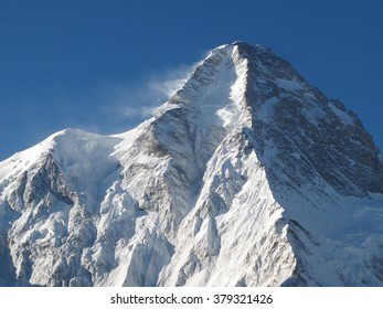 K2 the second highest mountain of the World from China