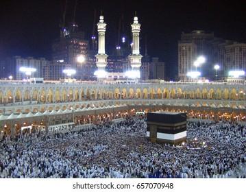 Kabe, Mecca, Saudi Arabia