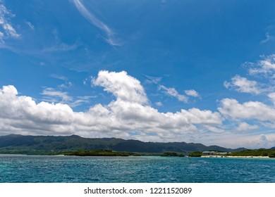 Kabira area, Ishigaki island, Okinawa