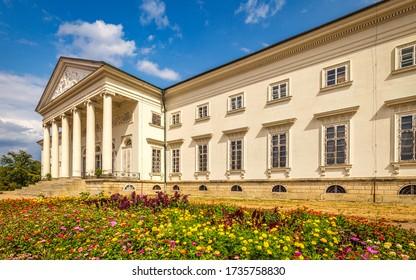 The Kacina Chateau near Kutna Hora, Czech Republic, Europe. - Shutterstock ID 1735758830