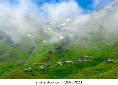 Kackar mountains. Rize - Turkey