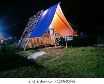 Kadazan Dusun Traditional Hut
