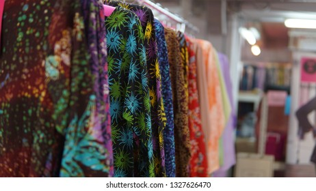 Kaftan at the shop to sell. A kaftan or caftan is a variant of the robe or tunic, and has been worn in a number of cultures around the world for thousands of years