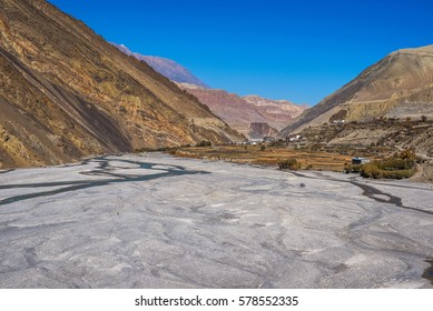 Kagbeni and Kali Gandaki valley, Mustang, Nepal