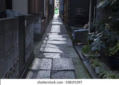Kagurazaka town