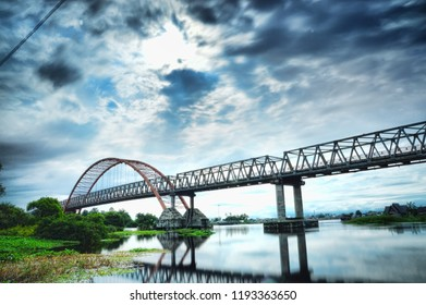 kahayan bridge central kalimantan