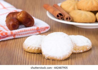 Kahk El Eid - Translation : Cookies of El Fitr Islamic Feast