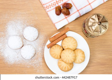 Fantastic Allahu Akbar Eid Al-Fitr Food - kahk-el-eid-translation-cookies-260nw-442487917  Graphic_733189 .jpg
