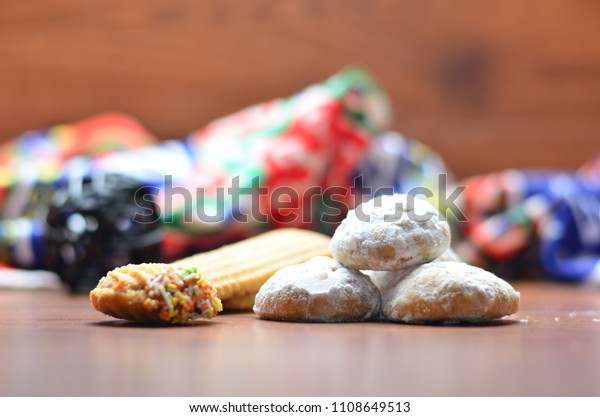 Kahk El Eid - Translation : Cookies of El Fitr Islamic Feast