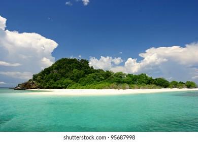 Kai Island,Tatutao nation park, south of thailand