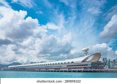 Kai Tak Cruise Terminal, Hongkong