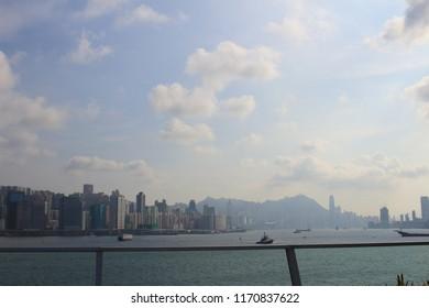 the  kai tak cruise terminal park