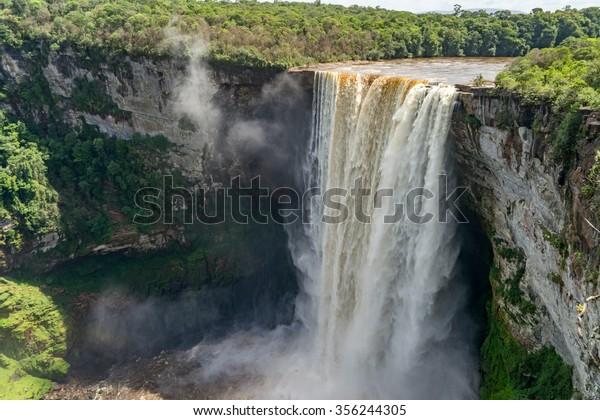 Kaieteur Falls - Views around Guyana's Interior and rainforest