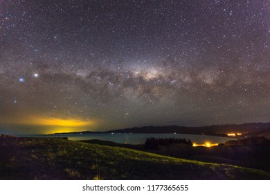 kaikoura  milky way