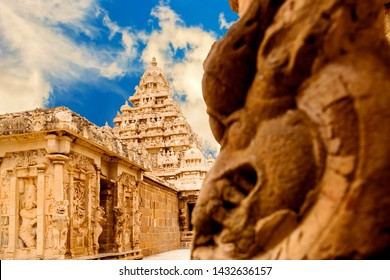 The Kailasanath temple is the oldest temple of Kanchipuram. Located in Tamil Nadu