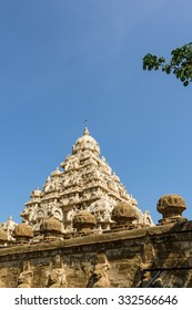 Kailasanathar temple (8th century) Kanchipuram, Tamil Nadu, India, Asia