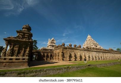 Kailash Nath Shiva Temple, Kanchipuram, Tamil Nadu, 8th century CEBuilt by Pallava King Narasimhavarman,The Kailasanath temple is the oldest temple of Kanchipuram. Located in Tamil Nadu