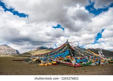 kailash tibet tibetan mountain kailash