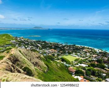 Kailua- Kona hiking in Hawaii