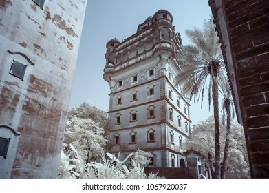 Kaiping Diaolou watchtowers in Chikan, Guangdong Province of China