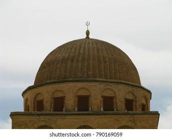 Kairouan Great Mosque Tunisia