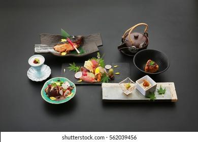 Kaiseki ryori