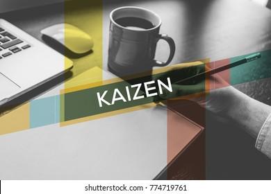 KAIZEN BUSINESS OFFICE COMPANY CONCEPT