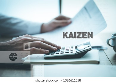 KAIZEN AND WORKPLACE CONCEPT