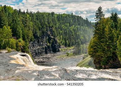 Kakabeka Falls, Thunder Bay, Ontario, Canada
