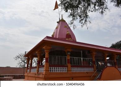Kal Bhairav temple, Ujjain, Madhya Pradesh