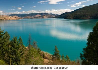 Kalamalka Lake, Okanagan, BC, Canada