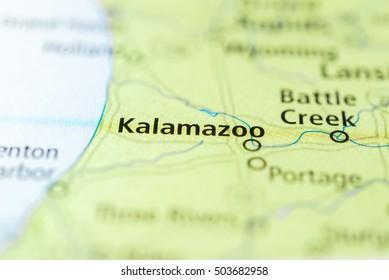 Kalamazoo, Michigan, USA.