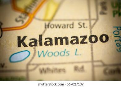 Kalamazoo. Michigan. USA