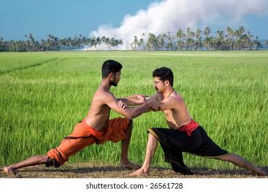 Kalarippayat, indian ancient martial art of Kerala