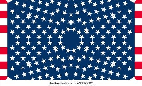 kaleidoscope flag